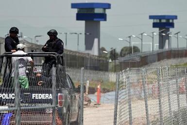 Prisión del Altiplano se deshace de testigos