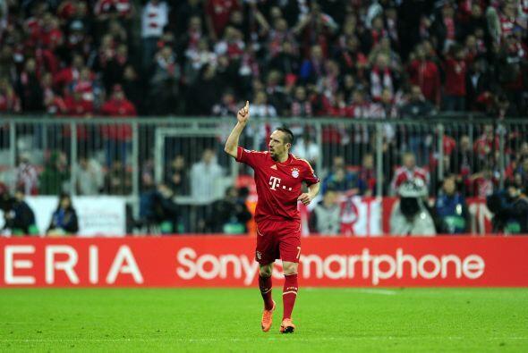 Franck agradecía a la afición y seguiría mostrando más pinceladas de su...