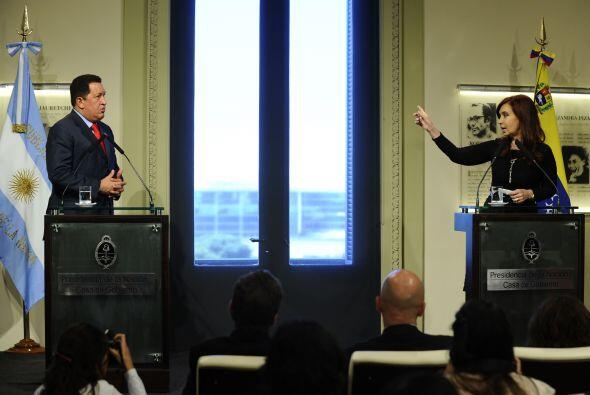 Destacó que con los acuerdos económicos con Fernández van encaminados a...
