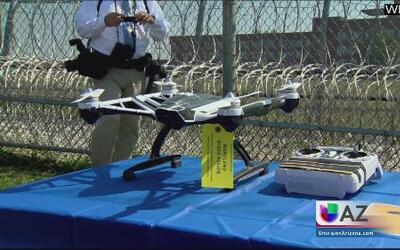 Drones usados para actividades ilícitas
