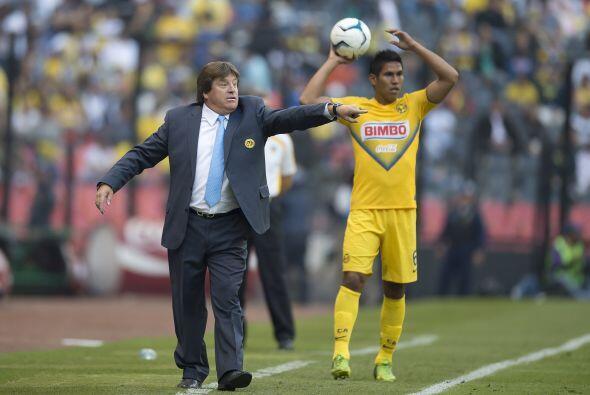 Peláez también habló de lo mismo, de las buenas cifras, de estar en el c...