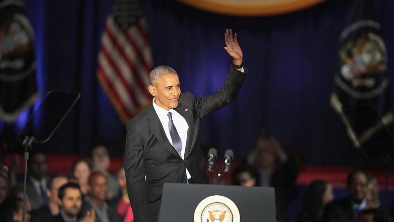 Obama: Negar el cambio climático traiciona a las generaciones futuras ob...