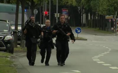 Varios muertos en tiroteo en un centro comercial en Munich, Alemania