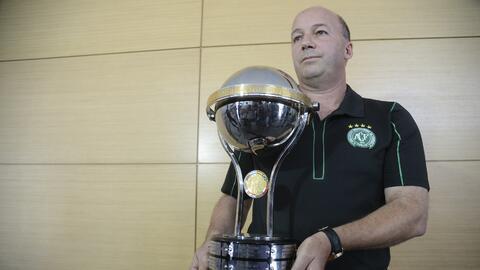 Chapecoense Campeón de la Copa Sudamericana 2016