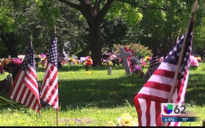 Recuerdan a los soldados caídos en Austin