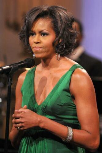 Cuando alguien notó esos detalles, la primera dama dio un cambio radical...