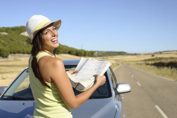 Mapa. El GPS puede ser muy útil... siempre y cuando funcione. Si en medi...