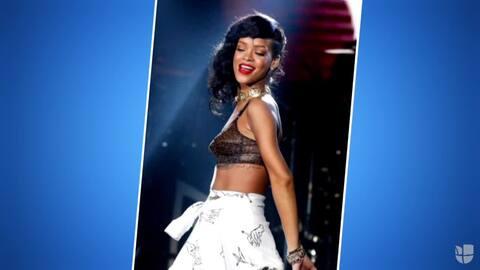 GYF digital: Rihanna festejó a lo grande en un 'strip club' gastando muc...
