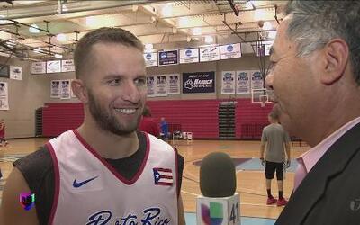 La Selección de Puerto Rico se prepara para enfrentar a Estados Unidos