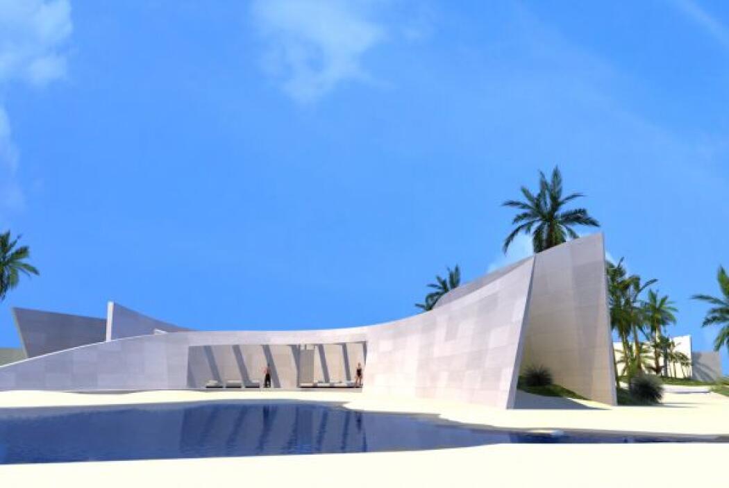 Ésta es la casa que el arquitecto Joaquín Torres hizo para Felipe González.