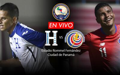 Honduras vs. CR