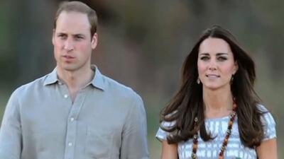 Kate Middleton y el príncipe William esperan su segundo hijo
