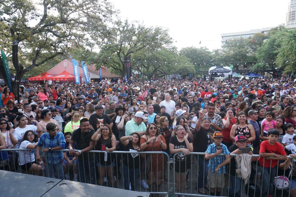 Day 2 of the Univision Fan Fair