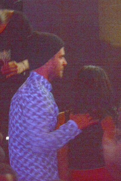 Justin Timberlake contrajo matrimonio con Jessica Biel en octubre del 2012.