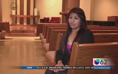 Migrante tiene fe en no ser deportada