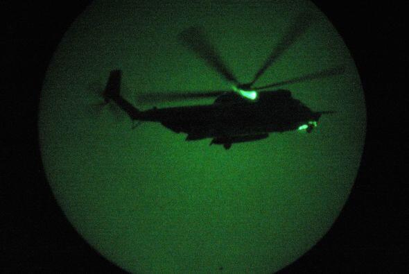 Los Navy SEALs pertenecen a un cuerpo de elite de las fuerzas norteameri...