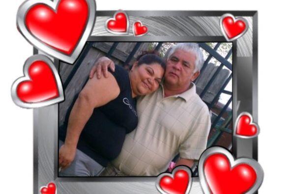 Cecilia nos envió esta bonita foto de sus papás, quienes s...