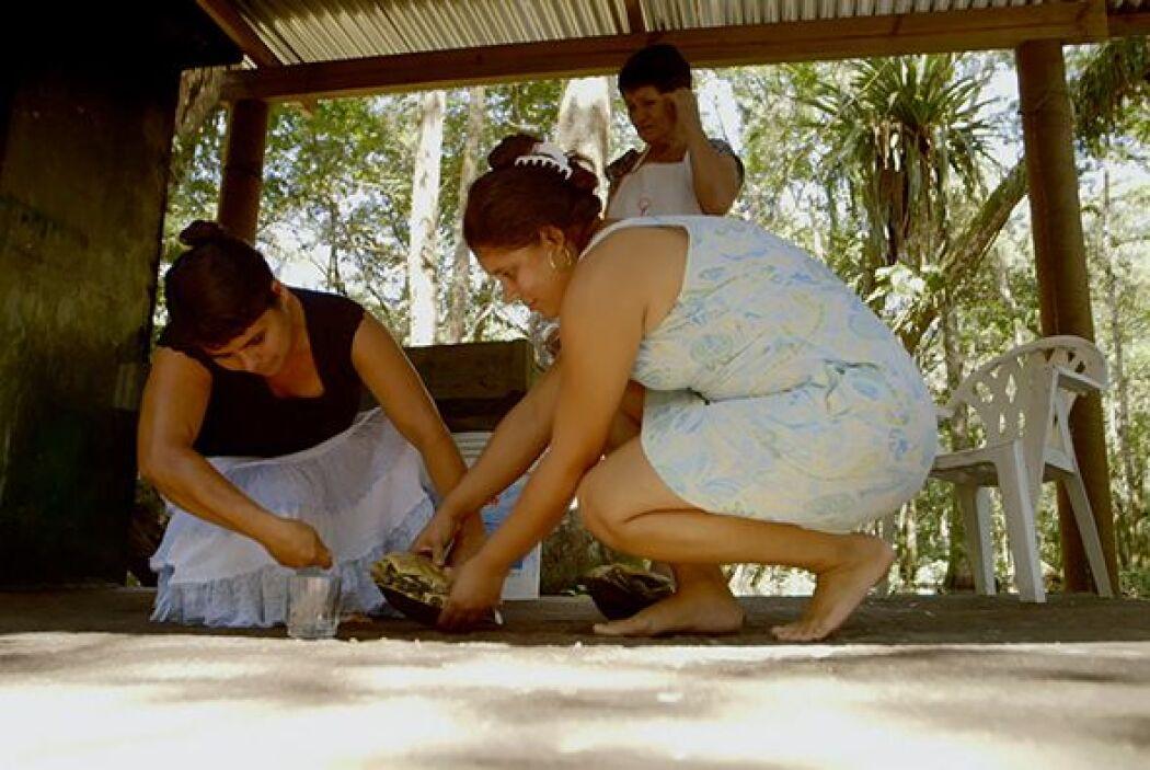 Luego de convivir varios días y hablar con la gente del pueblo Garífuna,...