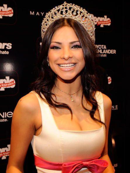 Antes de ser Nuestra Belleza Latina, Ale trabajó en una cadena de...