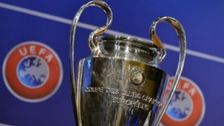 Ya quedaron conformados los grupos para la Champions 2014-15.
