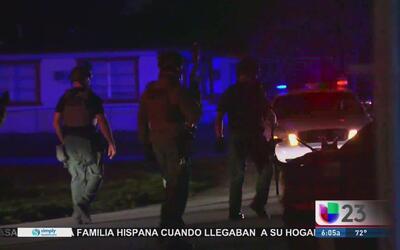 Familia hispana es víctima de un violento robo en su casa en Miami