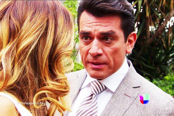 Fernando cada vez está más desilusionado de ti. ¿Dejarás de hacer maldades?