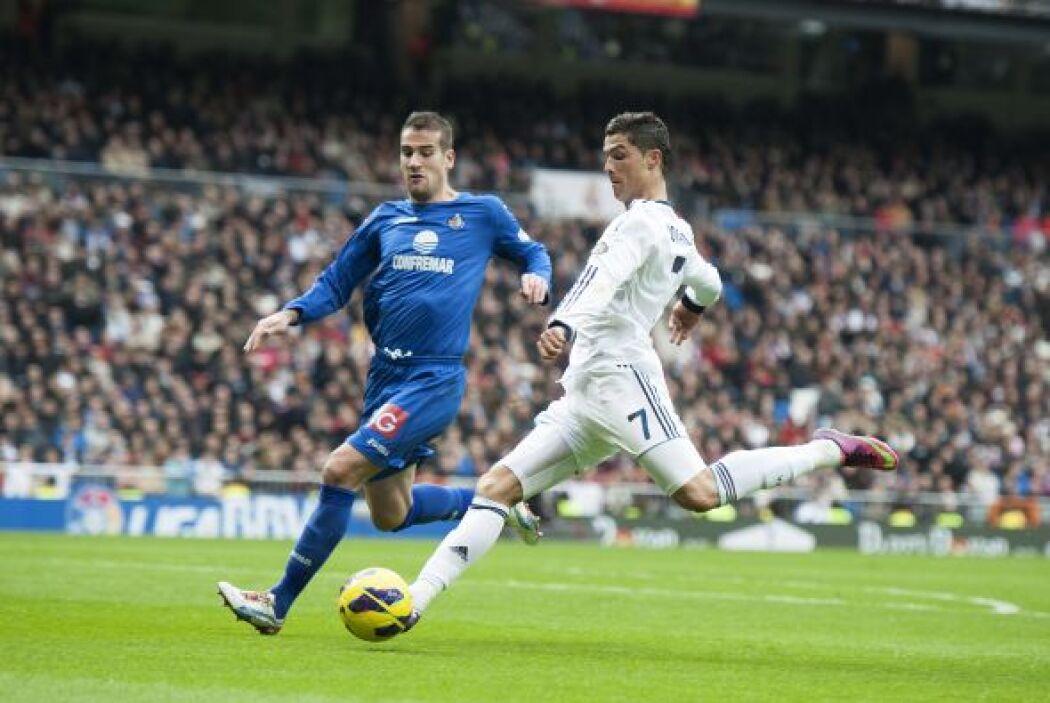 El portugués hizo el 2-0 cuando se jugaba el minuto 62.