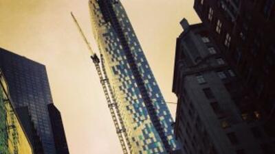 Usuario de Instagram Dankoday compartió una foto de la grúa que dejó de...