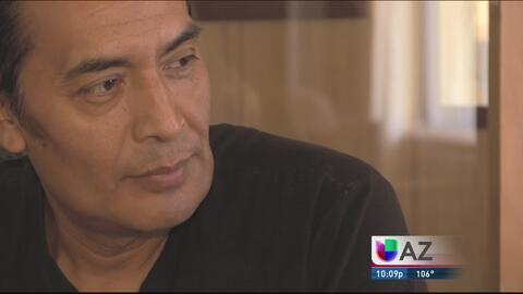 Renato Ávalos lucha con decisión contra el cáncer