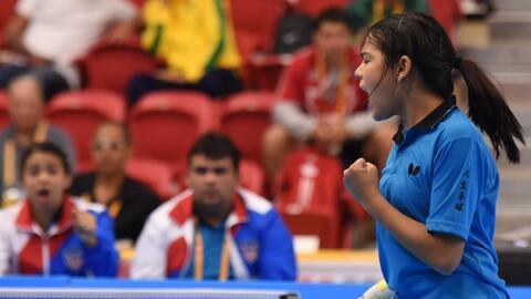 Miembro de la selección nacional de tenis de mesa de Puerto Rico