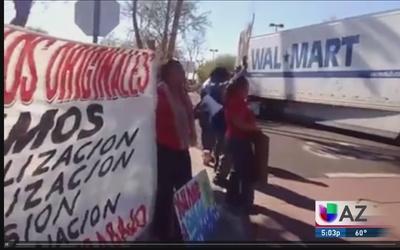 Walmart les impide buscar trabajo