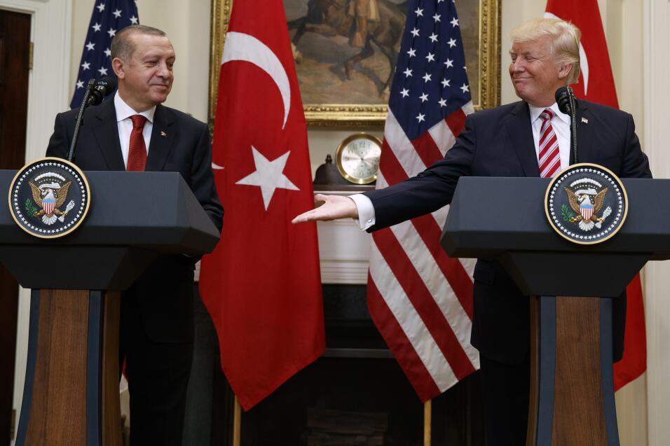 Donald Trump Erdogan