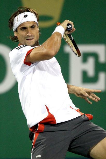 08. David Ferrer (ESP) 3,325
