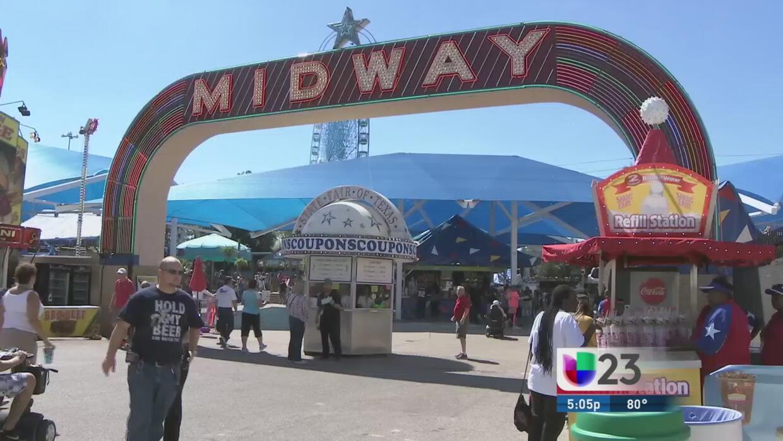 Arranca la Feria estatal de Texas