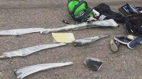 Decomisan armas de los hijos de Joaquín 'El Chapo' Guzmán