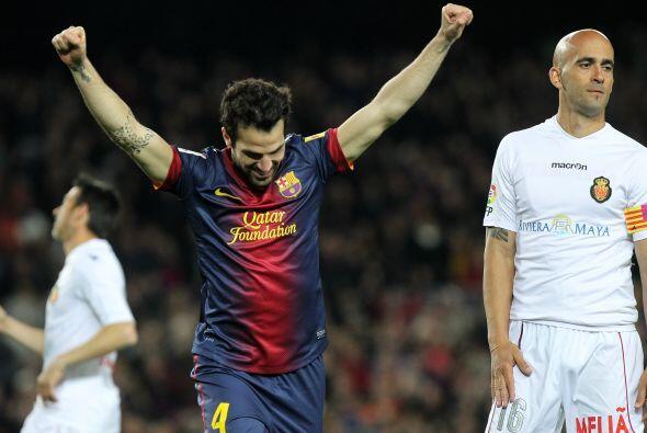 Y Barcelona da otro paso hacia el t'itulo.