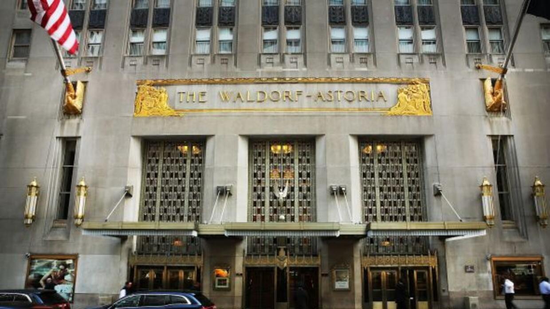 Hilton vende el Waldorf Astoria de Nueva York por 1.950 millones de dólares