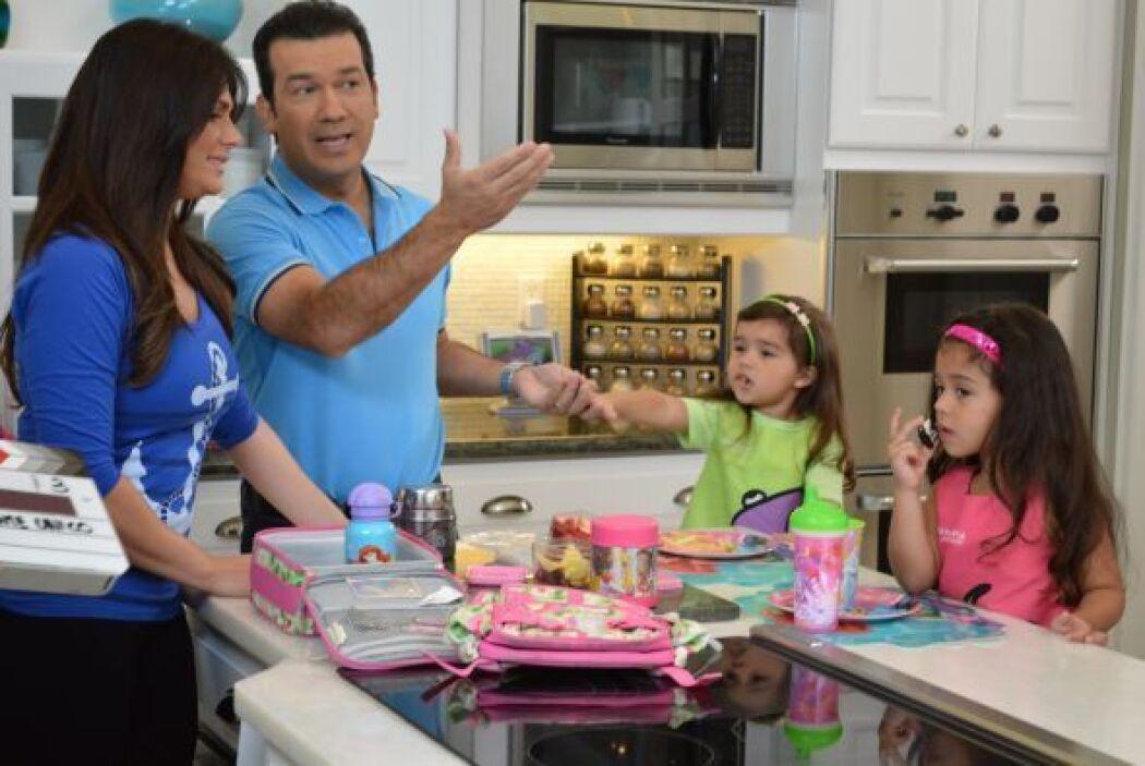 Mario y Bárbara, como padre y madre de dos niñas, conocen perfectamente...