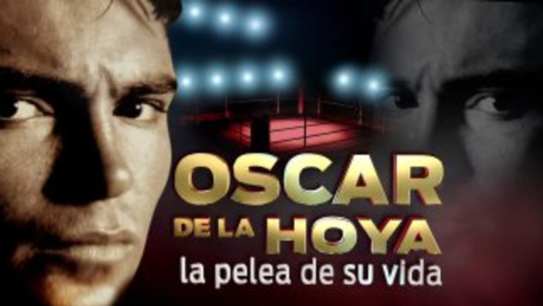 No te pierdas este martes el especial con Oscar de la Hoya.