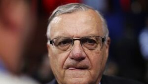 El controvertido Joe Arpaio.