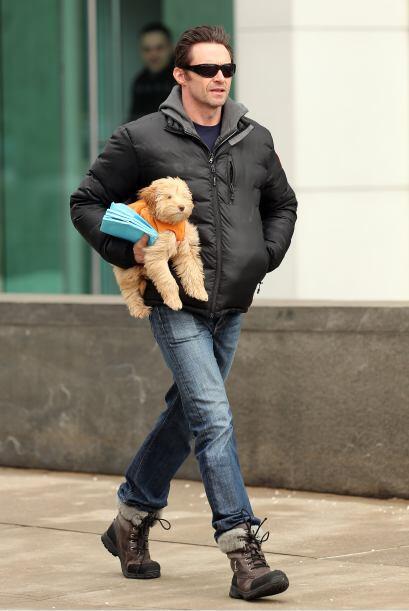 De ahí que tenga tanto amor con los caninos.
