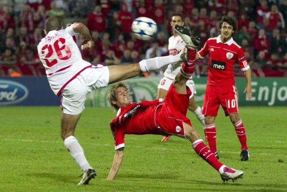 Para sorpresa de los portugueses, el Hapoel se impuso por 3-0, que pese...