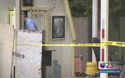 Policía busca al responsable de balear a un hombre en Fort Worth