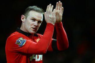 Wayne Rooney se iría a China y cobraría 1,2 millones de euros por semana