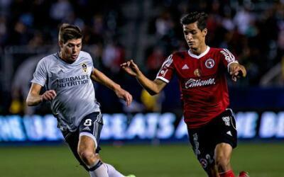 Tijuana y LA Galaxy empataron en un entretenido juego.