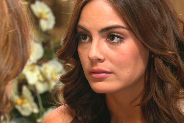 Marina le reveló a Rebeca que sentía algo muy grande por D...