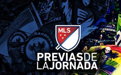 Toda la información sobre la Jornada 27 de la MLS.