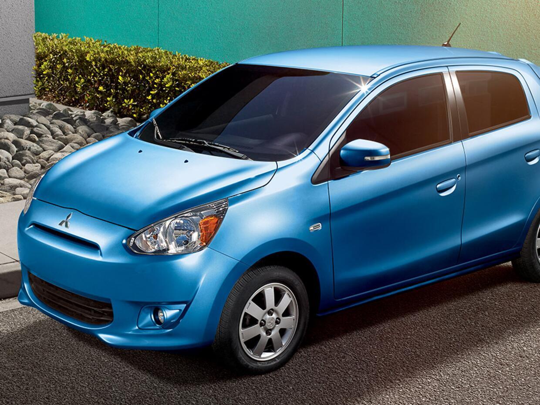 Peor sub-compacto: Mitsubishi Mirage. Según Consumers Report el pequeño...