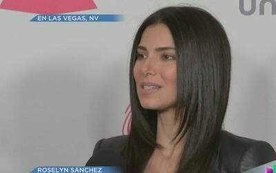 Roselyn Sánchez defiende su acento boricua