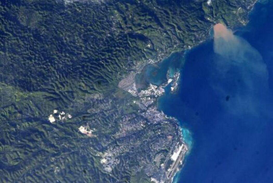 Hermosa geología en Sudamérica Fotos: @astro_reid